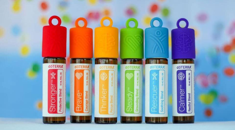 dōTERRA® Kids Oil Collection